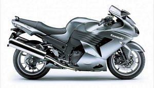 Kawasaki ZZR1400 (2008)