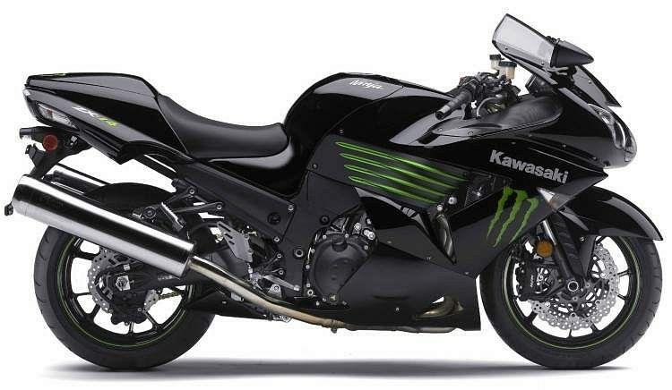 Kawasaki ZZR1400 (2009)