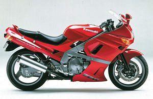Kawasaki ZZR400 (1990-91)