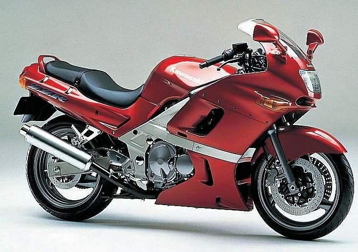 Kawasaki ZZR400 (1996-97)
