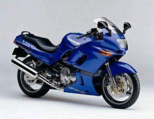 Kawasaki ZZR600 (2002-03)