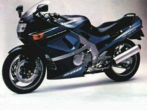 Kawasaki ZZR600 (1995-97)