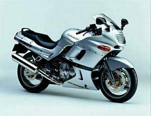 Kawasaki ZZR600 (1998-99)