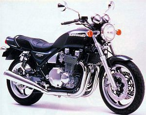 Kawasaki Zepher 1100 (1992-93)