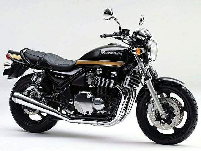 Kawasaki Zephyr 1100 (1998-99)