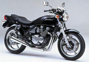 Kawasaki Zephyr 400 (1992-94)