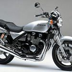 Kawasaki Zephyr 400 X (1995-97)