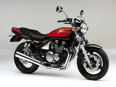 Kawasaki Zephyr 400 X (2009)