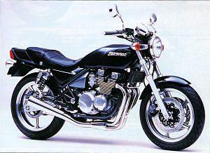 Kawasaki 550 Zepher (1991)