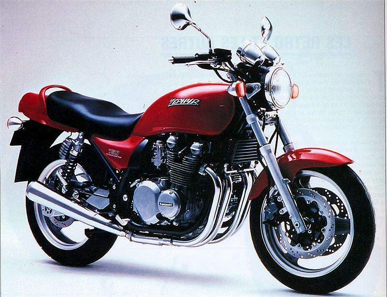Kawasaki Zephyr 750 (1994-96)