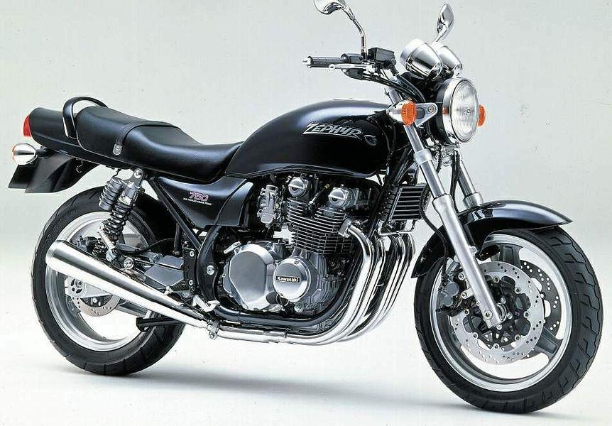 Kawasaki Zephyr 750 (1990-91)