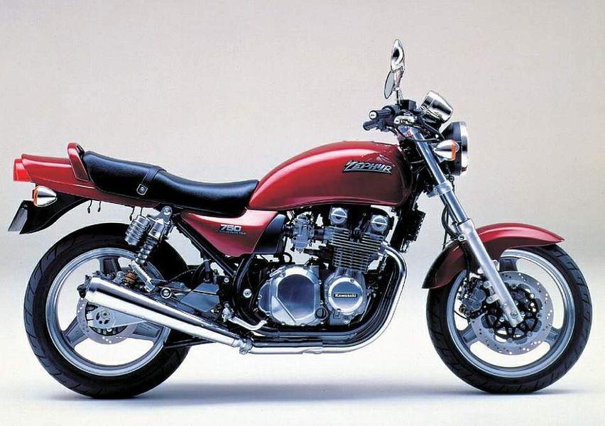 Kawasaki Zephyr 750 (1992-93)