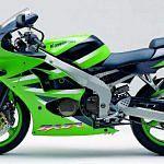 Kawasaki ZX9R (2001)