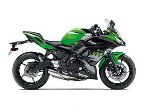 Kawasaki Ninja 650 KRT (2017-18)