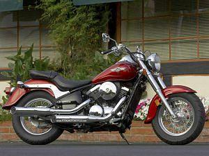 Kawasaki VN 800 Classic (2005-06)