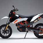 KTM lc4 690 Supermoto (2014-15)