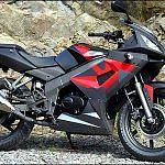Kymco KR Sport 125 (2010-12)