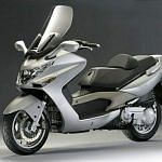 Kymco Xciting 250 (2005-07)