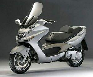 Kymco Xciting 250 (2005-07)