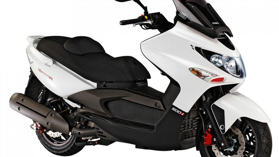 Kymco Xciting 500Ri (2012-13)