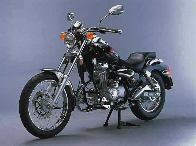 Kymco Zing 125 (1998-00)