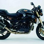 Laverda 750 Black Strike (2000)