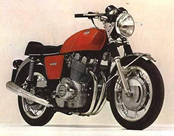 Laverda 1000 3C (1973-74)