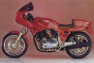 Laverda SFC1000 (1985)