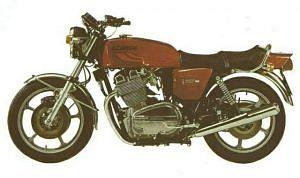 Laverda 1200 America (1978)