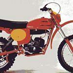 Laverda 125 CR (1976)