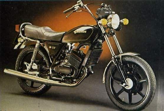 Laverda 125 Custom (1982)