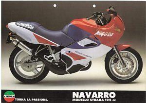 Laverda 125 Navarro (1990)