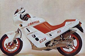 Laverda GSR125 (1989)