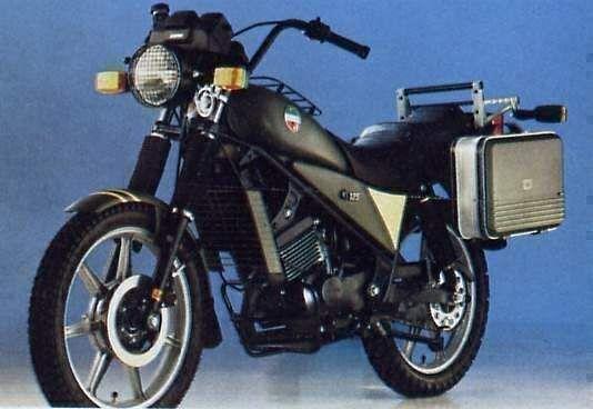 laverda 125 (1987)