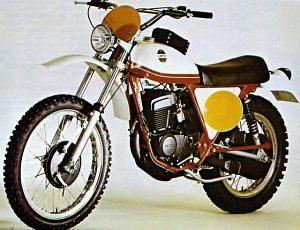 Laverda 250 2TR7 (1976)