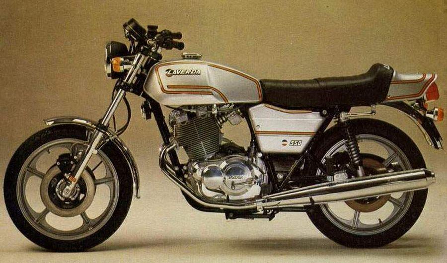 Laverda 350 (1981)
