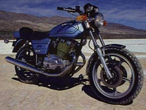 Laverda 500 Zeta (1978)