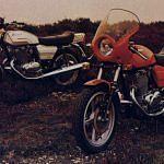 Laverda 500 Sport / Roadster (1983)