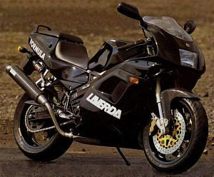 Laverda 650 Formula (1995)
