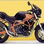 Laverda 650 Ghost Legend (1996)