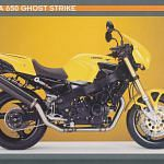 Laverda 650 Ghost Strike (1996)