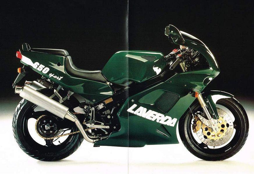 Laverda 650 Sport (1995)