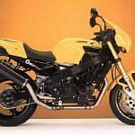 Laverda 668 Ghost Strike (1997)