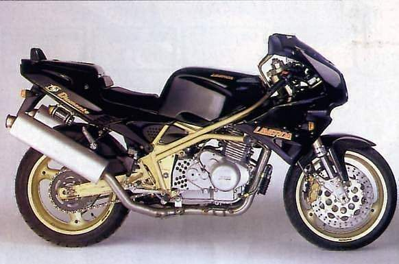 Laverda 750 Diamante (1998)