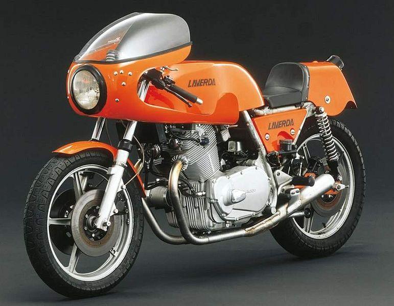 Laverda SFC 750 (1974-76)