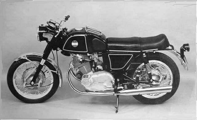 """Laverda 750GT """"America Eagle"""" (1968-71)"""