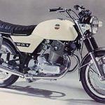 Laverda 750GTL (1975-77)