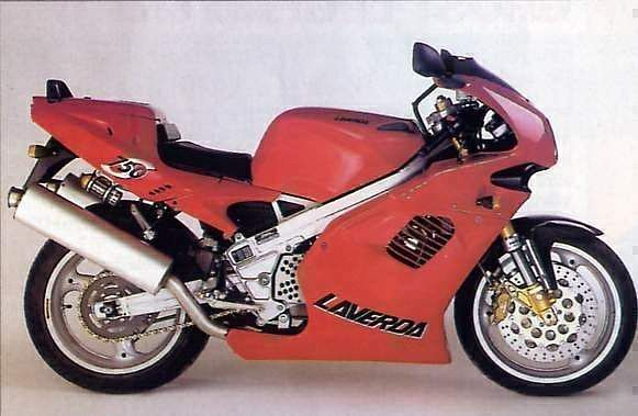 Laverda 750 Carenata (1998)