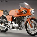 laverda 750SF (1971-73)