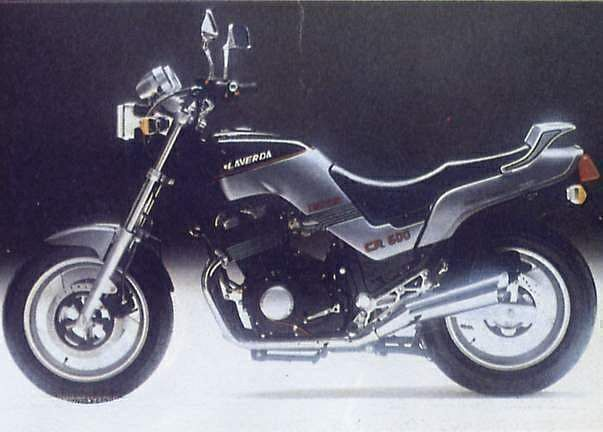 Laverda CR 600 Cruiser (1988)